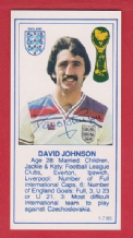 England David Johnson Liverpool